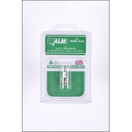 ALM DJ8J 10mm Spark Plug for Brush Cutters ,Chainsaws, Garden Vacuums,Trimmers