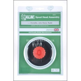 ALM HL010 Trimmer Spool Head Assembly & Line for Homelite Trimmers