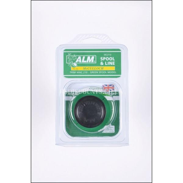 MCCULLOCH Strimmer Line /& Spool Trim Mac 210 TrimMac 210 Year 2003+
