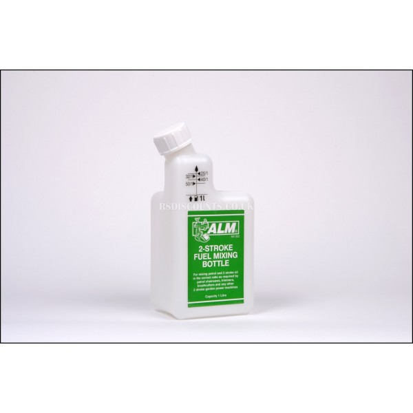 ALM MX002 Premium One litre Fuel Mixing bottle