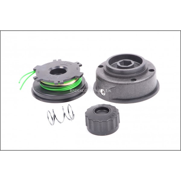 ALM RY204 Trimmer Spool Head Assembly for Toro, Ryobi, Craftsman, Challenge Xtreme Trimmers