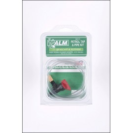 ALM SA141 Qualcast & Suffolk Lawnmower Petrol Tap and Pipe