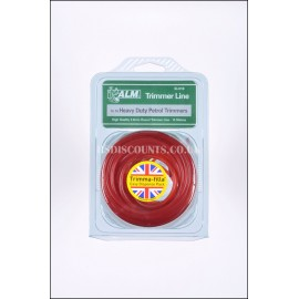 ALM SL018 Heavy Duty Round Trimmer Line 3.0mm x 15m
