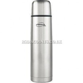 Thermos THERMOcafe Half Ltr Stainless Steel Flask, Vacuum Flask