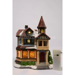 Lumineo Lit LED Victorian House