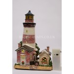 Lumineo Lit LED Lighthouse