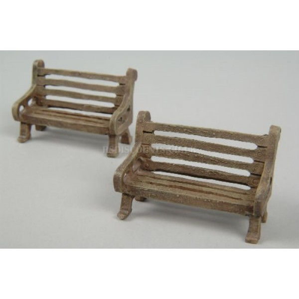Lumineo Miniature Street Benches