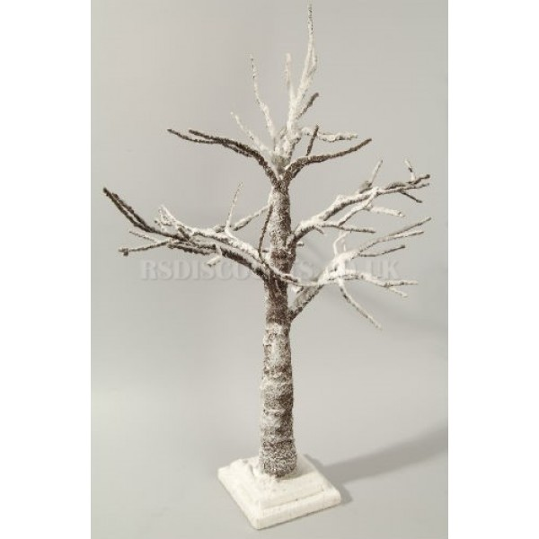 - Snowy Paper Christmas Tree