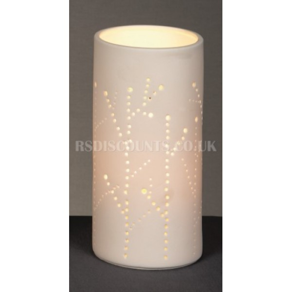 Premier 20cm Porcelain Vase Table Lamp