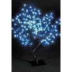 Snowtime 67cm Outdoor Cherry Blossom Tree with 192 LED's