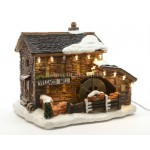Lumineo Lit Alpine Watermill