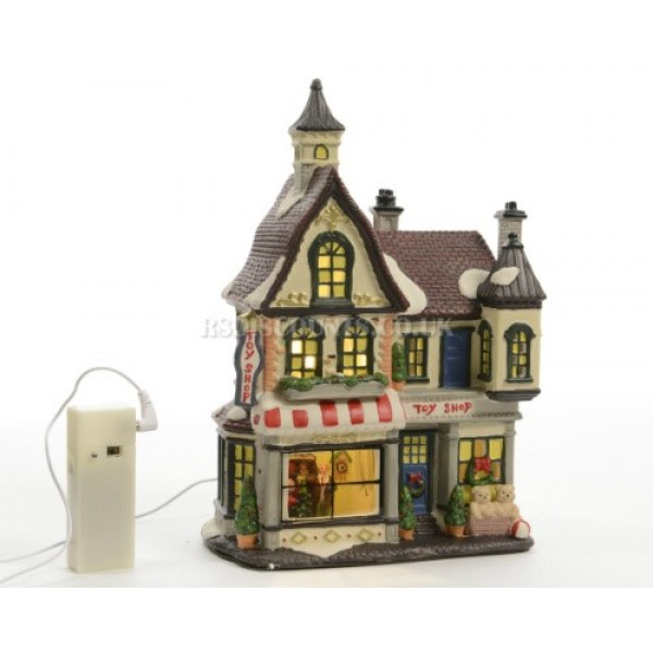 Lumineo LED Lit Toy Shop