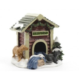 Lumineo Miniature Dog House