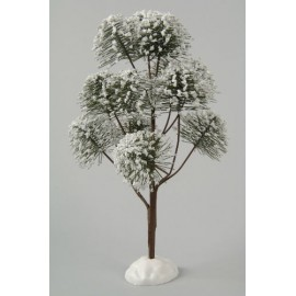 Lumineo Miniature Snowy Oak Tree