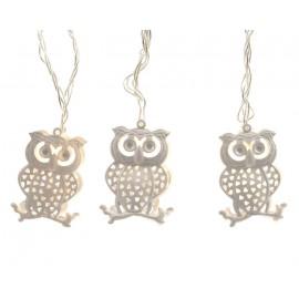Lumineo Iron Owl LED Lights