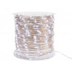 Lumineo LED Micro Twinkle Lights Cool White  12mtr