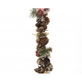Lumineo Snow & Berries Christmas Garland