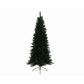 Everlands Lodge Slim Line  Space Saving 150cm Christmas Tree