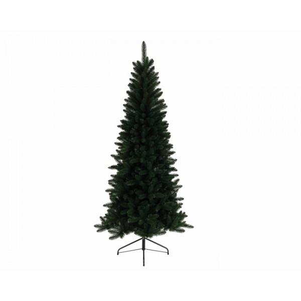 Everlands Lodge Slim Line  Space Saving 150cm Christmas Tree