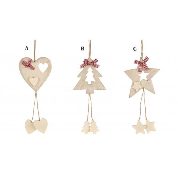 Premier Hanging Ornament 28cm