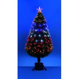 Premier 60cm Fibre Optic Christmas Tree