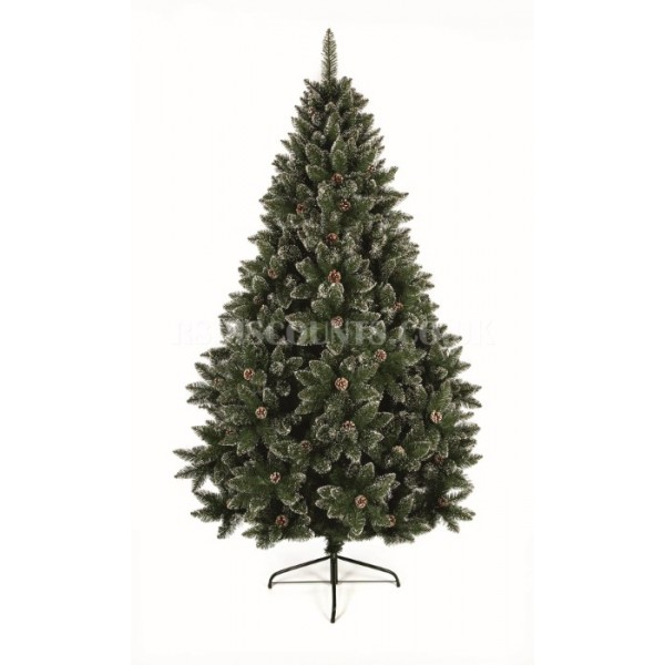 Premier 1.8m Rocky Mountain Pine Christmas Tree
