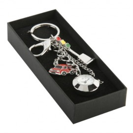 Car Bag Charm Keyring and Watch