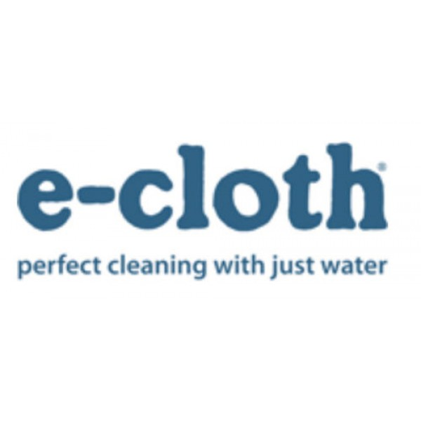 E-Cloth Chemical Free Window Cleaning & Polishing Cloths Twin Pack