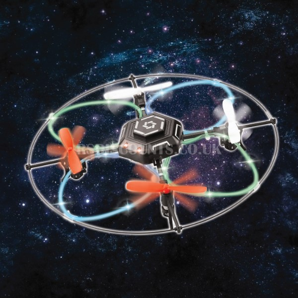 Remote Control Galaxy Drone with 2.4g Technology - NY1187