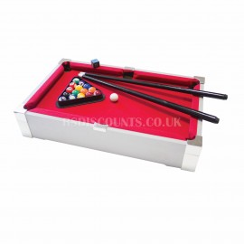 Miniature Table Top or Desk Pool Game Set - NY1272