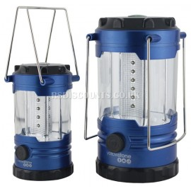 Yellowstone LED Family Camping Lantern Set of 2