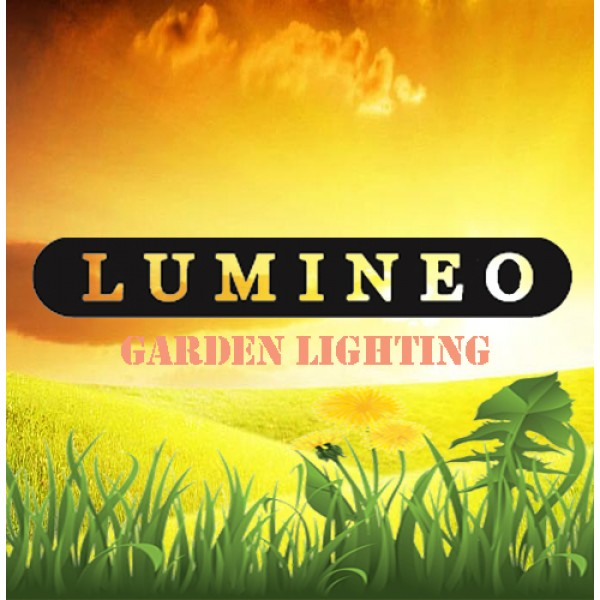 Lumineo- Premium Garden Lighting Range with Cool White LED's Plus Accessories