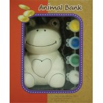 Paint Your Own Frog Money Box (Froggy Bank)