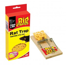STV110 STV Baited RTU Rat Trap The Big Cheese