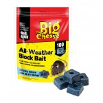 STV114 STV All-Weather Block Bait 100 Pack The Big Cheese