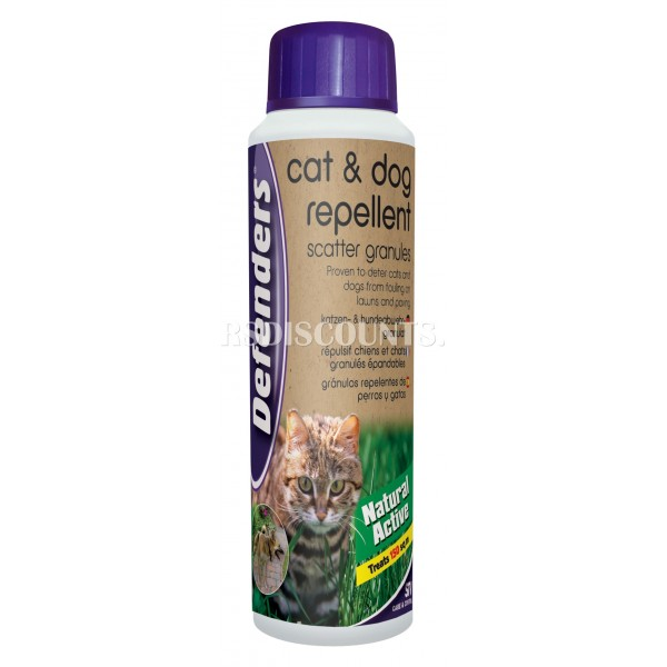 STV616 STV Cat Repellent Scatter Granules DEFENDERS