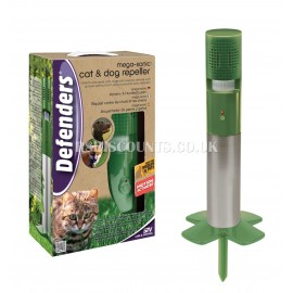STV620 STV Mega-Sonic Cat & Dog Repeller DEFENDERS