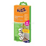 STV983 STV Household Pest Glue Traps - 4 PACK THE BUZZ