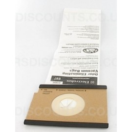 Vacuum Cleaner Bags - Electrolux E87 The Professional Z9120A