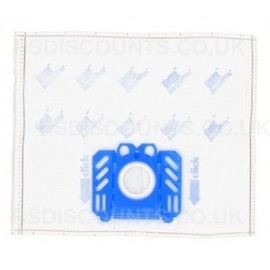 HS239 - Vacuum Cleaner Bags - Aeg, Electrolux, The Boss - MICROPOR dust bags