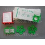 Vacuum Cleaner Bags - Sebo K Series Service Pack