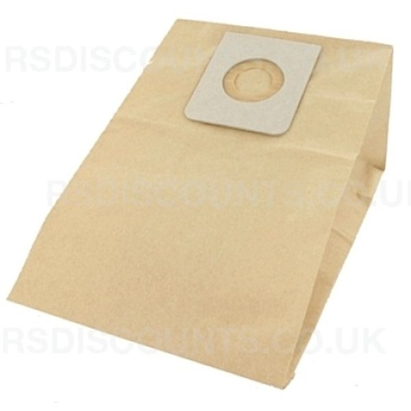 Vacuum Cleaner Bags - Nilfisk GM200, GM300, GM400, King