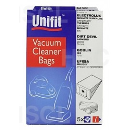 Vacuum Cleaner Bags - Electrolux Minimite, Superlite: The Boss Minimite