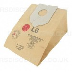 Vacuum Cleaner Bags - LG Shark, V5000 Series