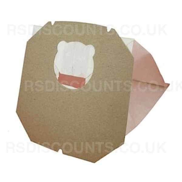 Vacuum Cleaner Bags - Krups 911, 912, 913, 914, ST750, ST1000, ST1100