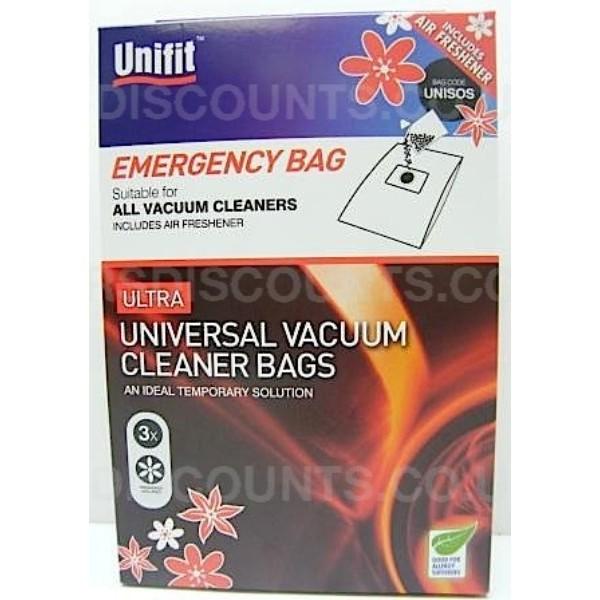 Vacuum Cleaner Bags Universal Emergency Sos Bag All Brands