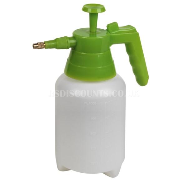 SupaGarden Multi-Purpose Pressure Sprayer 1 Litre