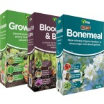 Vitax Growmore, Blood Fish and Bone and Bonemeal Offer Packs 1.25kg
