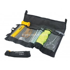 CA017 - Yellowstone  33 x Piece Camping Accessory Kit