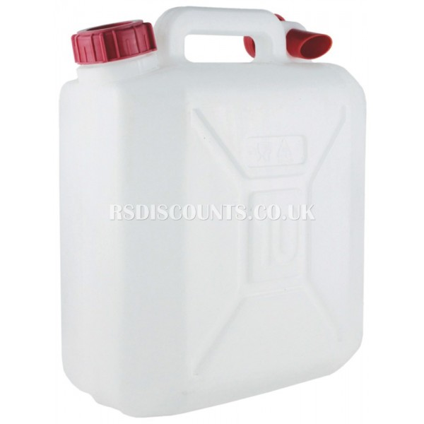 CW056 - Yellowstone 10 Litre Water Carrier With Pouring Spout